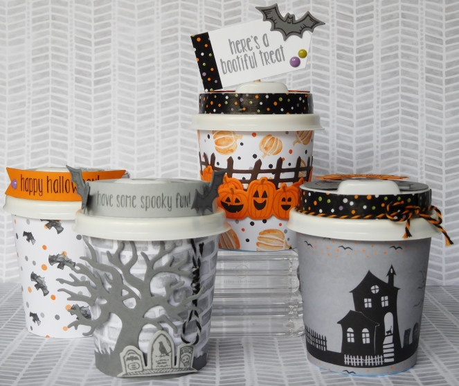 Little Paper Party, Mini Halloween Coffee Cup, group2.jpg