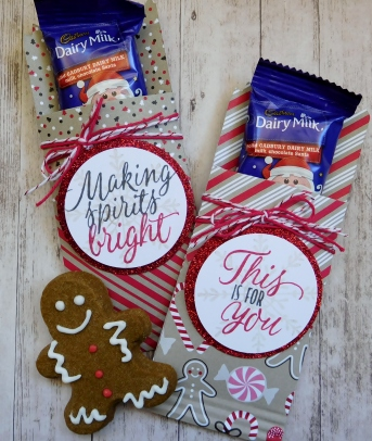 little-paper-party-candy-cane-lane-dsp-tin-of-tags-mini-treat-bag-pair