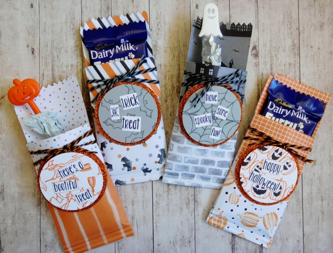 Little Paper Party, Halloween Night DSP, Spooky Fun, Mini Treat Bag.jpg