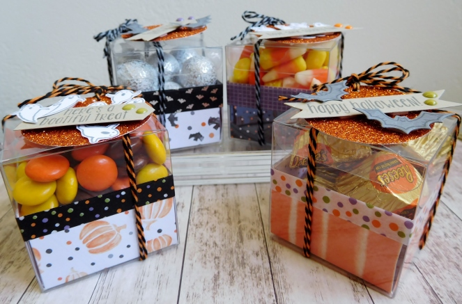 Little Paper Party, Spooky Fun, Halloween Night Specialty DSP, Clear Tiny Treat Boxes.jpg