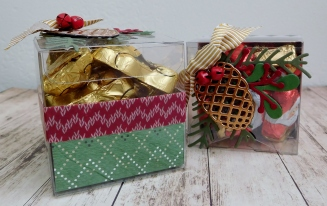 little-paper-party-warmth-and-cheer-dsp-pretty-pines-thinlits-clear-tiny-treat-box-front-and-top