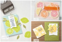 Little Paper Party, Top 10 Collage, Lemon Zest Bundle