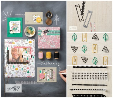 Little Paper Party, Top 10 Collage, Pick a Pattern Suite