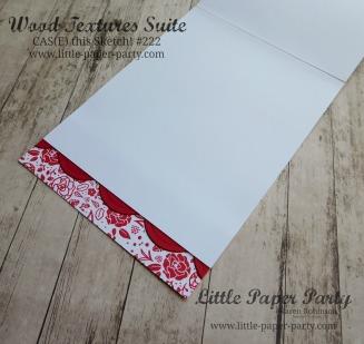 Little Paper Party, Wood Words, Wood Crate Framelits, Love Notes Framelits, CTS#222, inside