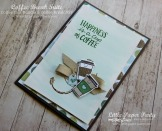 Little Paper Party, Coffee Cafe Bundle, Timeless Textures, #1