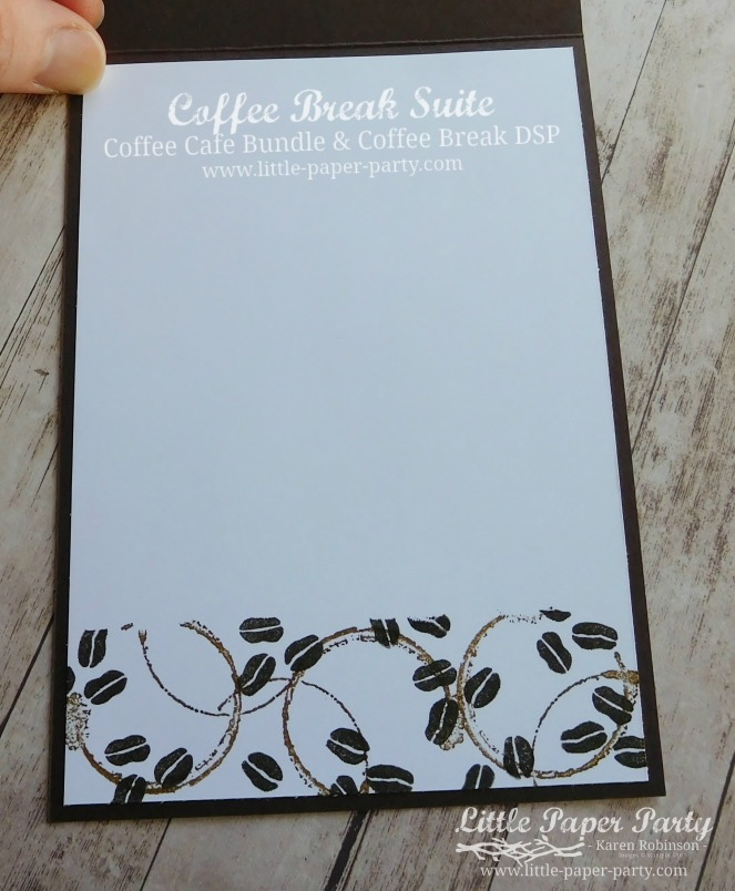 Little Paper Party, Coffee Cafe Bundle, Timeless Textures, #2
