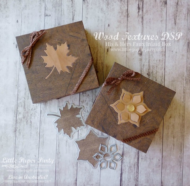 Little Paper Party, Wood Textures DSP, Seasonal Layers & Eastern Medallion Thinlits, 3D, #3.jpg