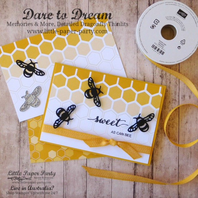 Little Paper Party, Dare to Dream, Memories &More, Detailed Dragonfly Thinlits, #1