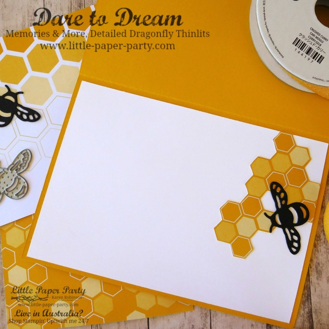 Little Paper Party, Dare to Dream, Memories &More, Detailed Dragonfly Thinlits, #3