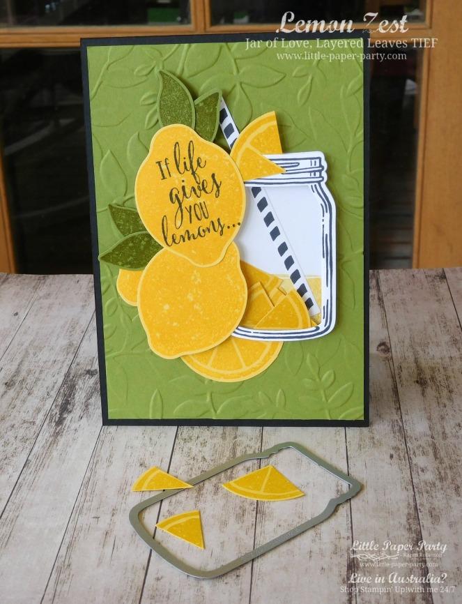 Little Paper Party, Lemon Zest, Jar of Love, #4.jpg