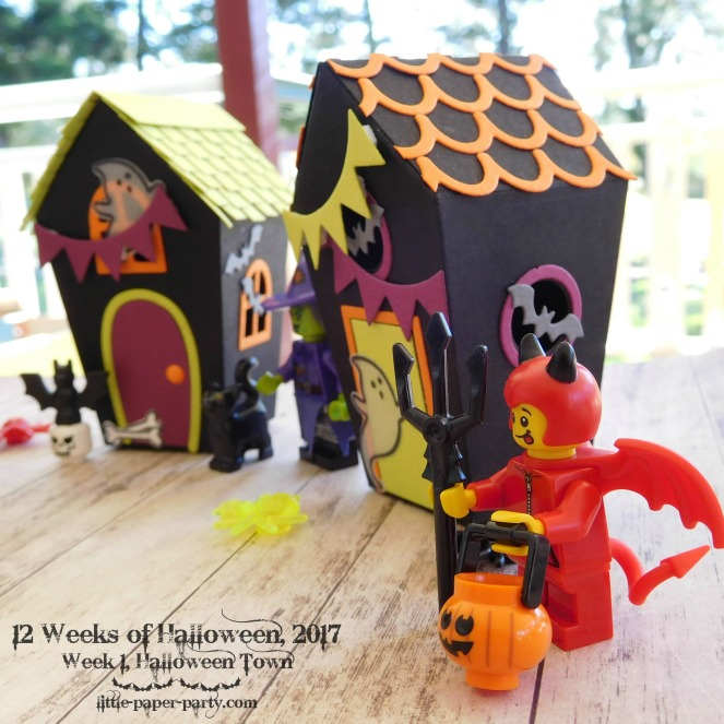 Little Paper Party, 12 Weeks of Halloween 2017, #1, Home Sweet Home Thinlits, #5.jpg