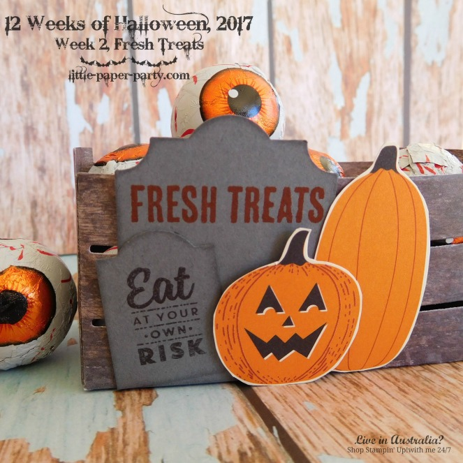 Little Paper Party, 12 Weeks of Halloween 2017, #2, Wood Crate Framelits, #2.jpg