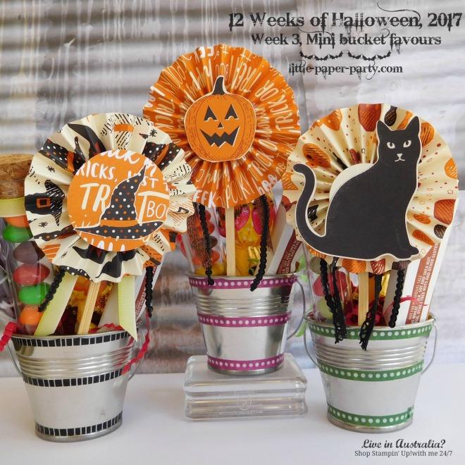 Little Paper Party, 12 Weeks of Halloween 2017, Spooky Cat, Spooky Night DSP, #4