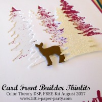 Color Theory Christmas, FREE Kit August