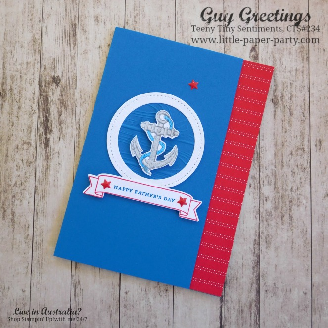 Little Paper Party, Guy Greetings, Teeny Tiny Sentiments, CTS#234, #3