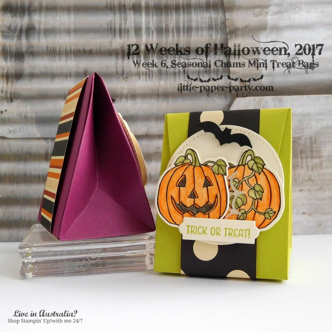 Little Paper Party, 12 Weeks of Halloween 2017, Seasonal Chums Bundle, Gift Bag Punch Board, #4.jpg