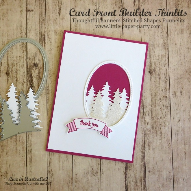 Little Paper Party, Card Front Builder Thinlits, Thoughtful Banners, Stitched Shapes Framelits, #1.jpg
