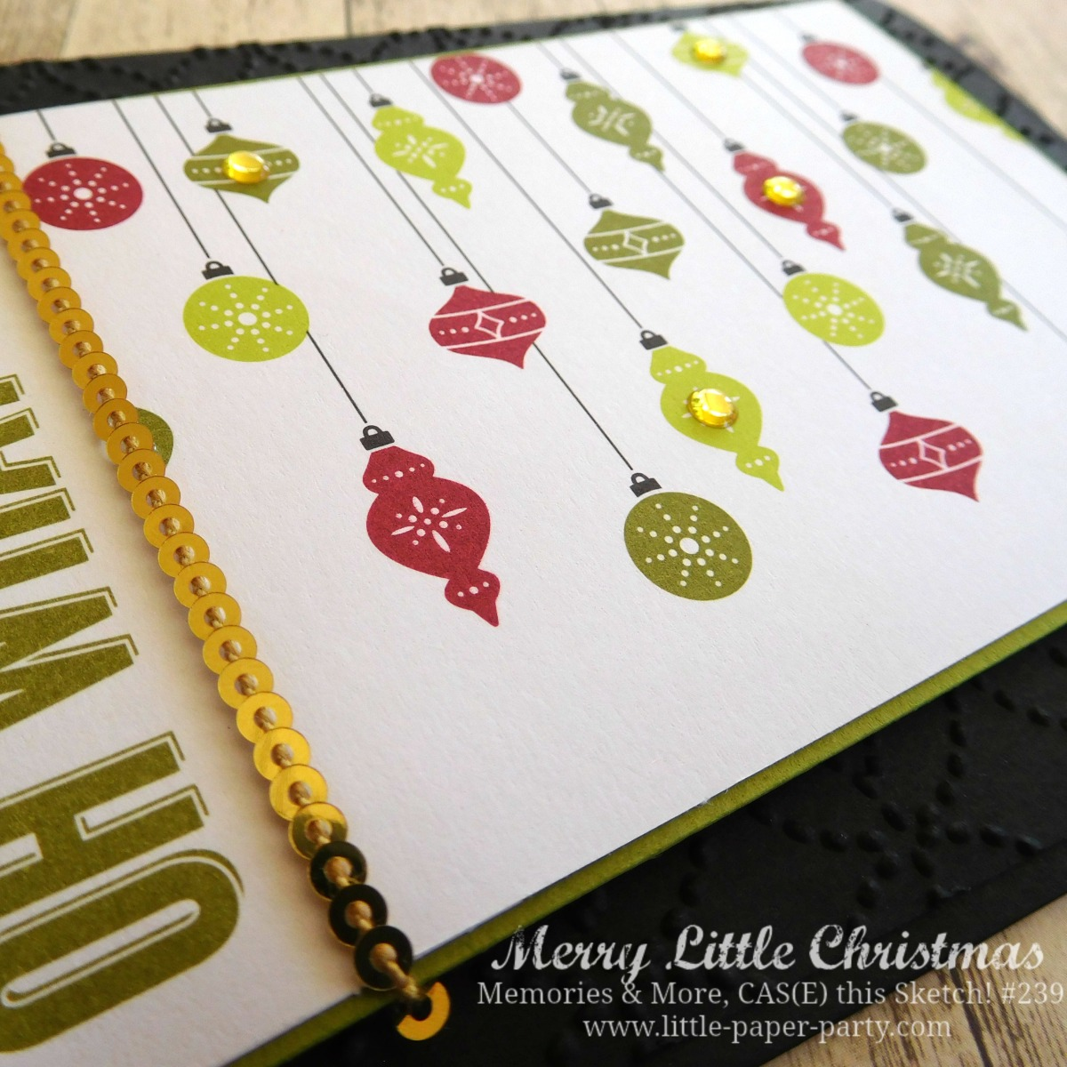 Merry Little Christmas Memories & More