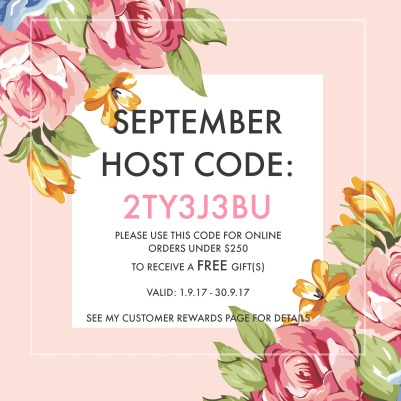 September Host Code Image