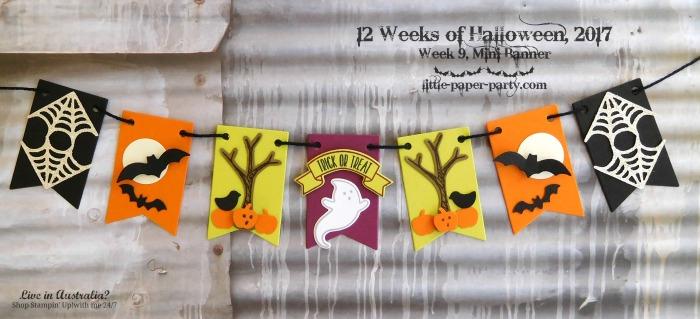 Little Paper Party, 12 Weeks of Halloween 2017, Home Sweet Home Thinlits, Seasonal Tags Framelits, Tree Builder Punch, #2.jpg