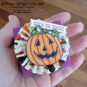 Little Paper Party, 12 Weeks of Halloween 2017, Seasonal Chums, Spooky Night DSP, #5