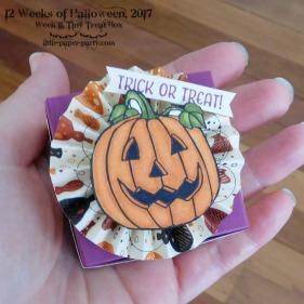 Little Paper Party, 12 Weeks of Halloween 2017, Seasonal Chums, Spooky Night DSP, #5