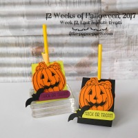 Little Paper Party, 12 Weeks of Halloween 2017, Spooky Cat Bundle, Seasonal Chums Bundle, Spooky Night DSP, #7