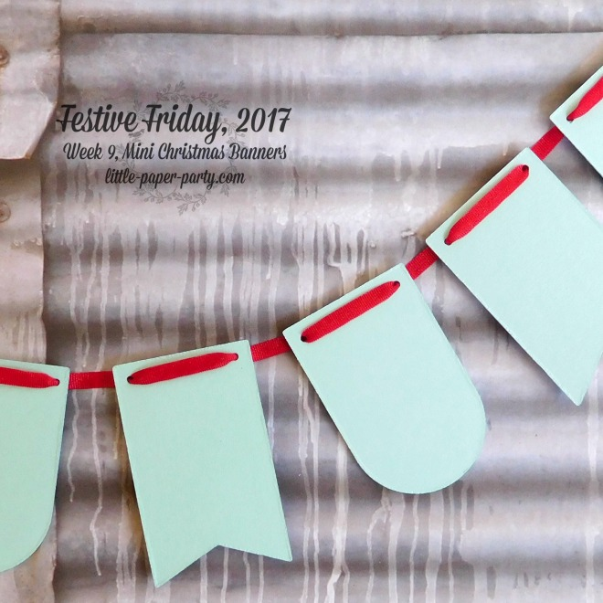 Little Paper Party, Festive Friday 2017, Christmas Around the World DSP, Brightly Lit Christmas Bundle, #3