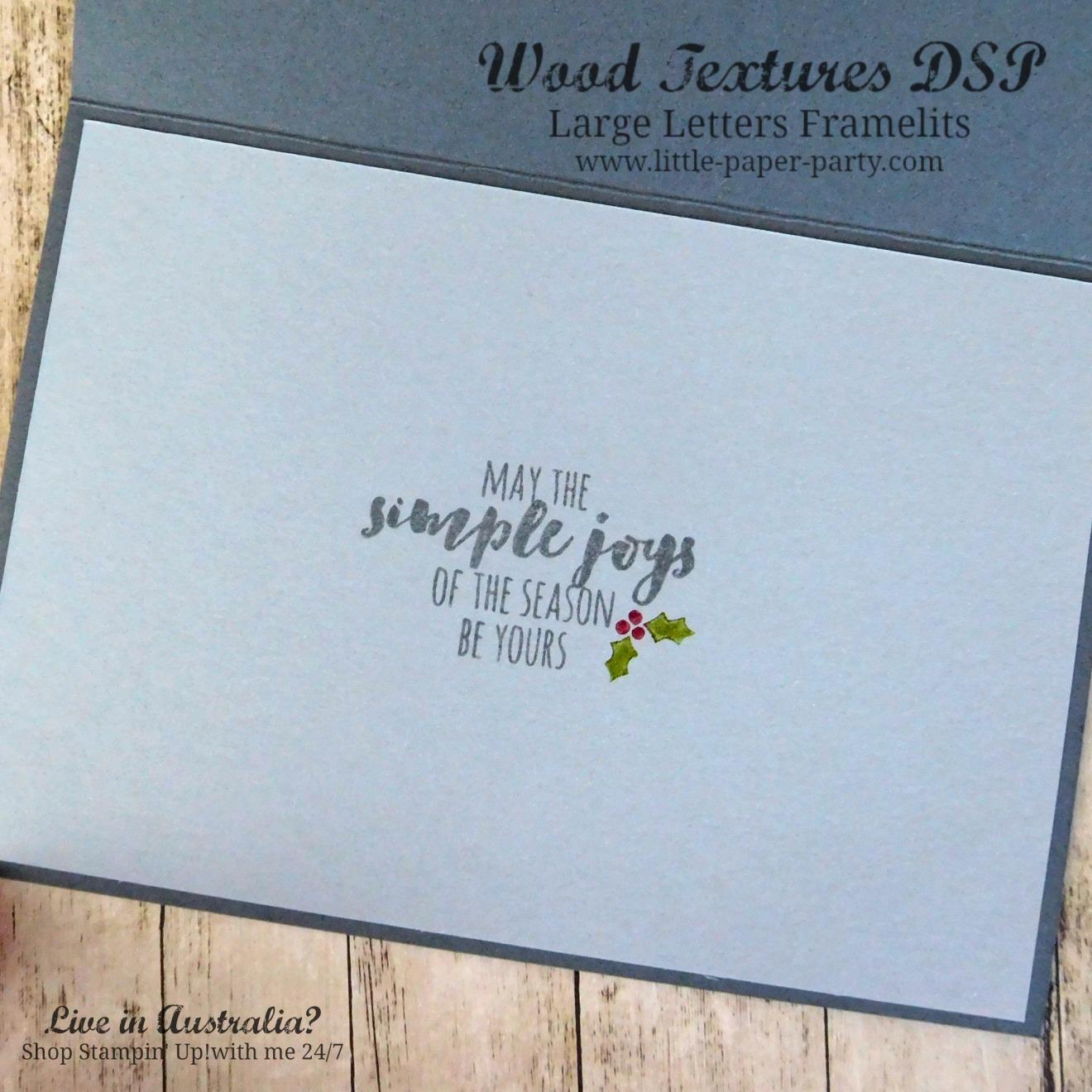 Little Paper Party, Large Letter Framelits, Wood Textures DSP, #3.jpg
