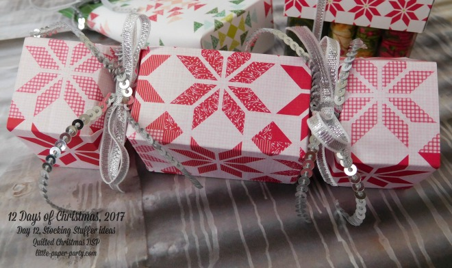 Little Paper Party, 12 Days of Christmas, Quilted Christmas DSP, Wood Words, #5