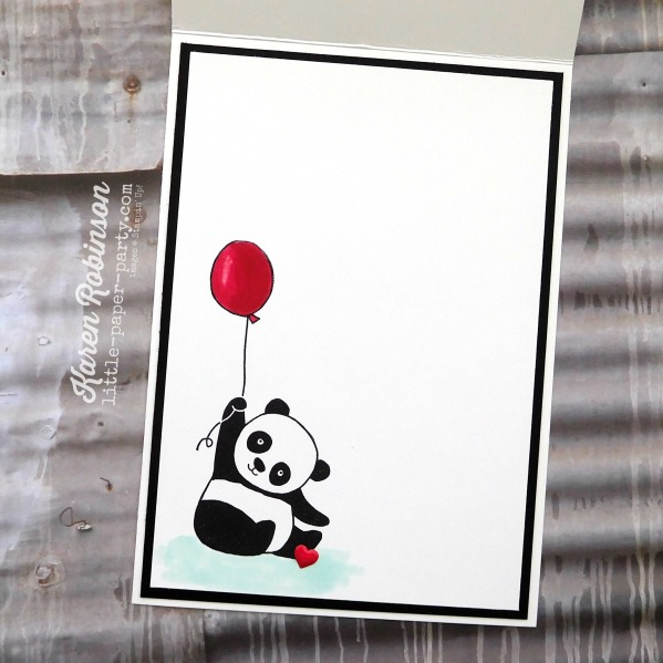 Little Paper Party, Party Pandas, CTS#256, #5