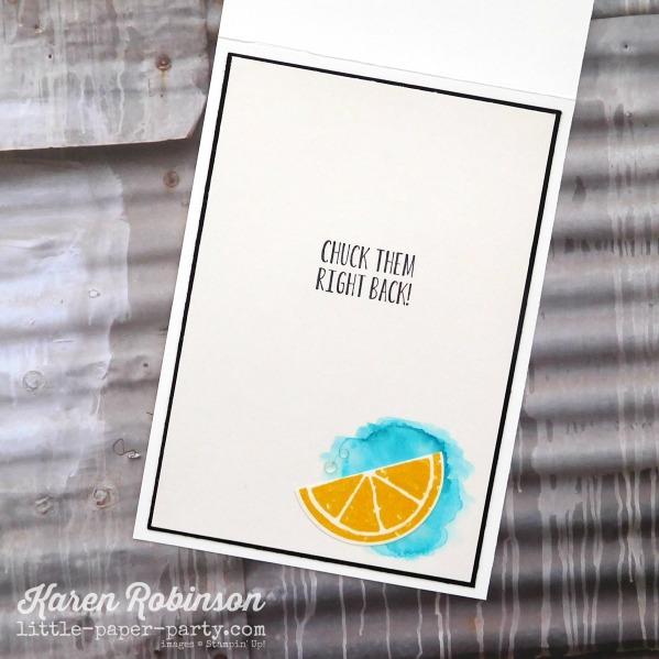Little Paper Party, Lemon Zest Bundle, Work of Art, #4