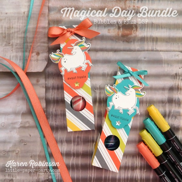Little Paper Party, Magical Day Bundle, Bubbles & Fizz DSP, #1