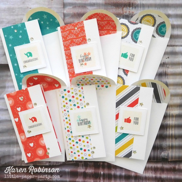 Little Paper Party, Tabs for Everything, Bubbles & Fizz DSP, Lots to Love Box Framelits, #5