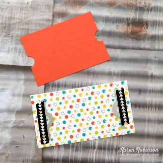 Little Paper Party, Tabs for Everything, Bubbles & Fizz DSP, Lots to Love Box Framelits, #7