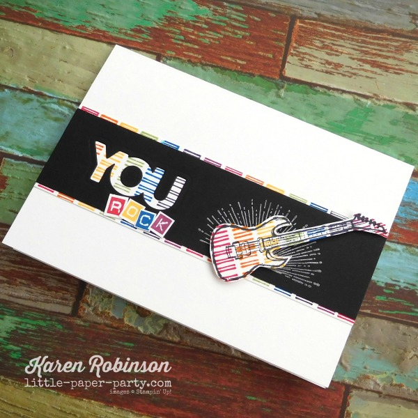 Little Paper Party, Amazing You, Celebrate You Thinlits, Eclectic Expressions, Epic Celebrations, #3