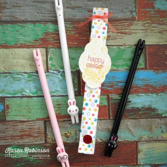 Little Paper Party, Bubbles & Fizz DSP, Wood Words, #4