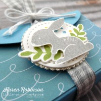 Little Paper Party, Bunny Hop 2018, Lots to Love Framelits, Hello Easter, Sweet Soiree DSP, #4