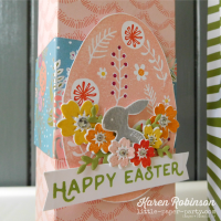 Little Paper Party, Bunny Hop 2018, Sweet Soiree DSP, Hello Easter, Bloomin' Love, #2