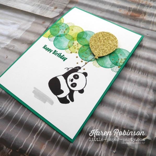 Little Paper Party, Eclectic Expressions, Party Pandas, 2018 Sale-A-Bration, #3