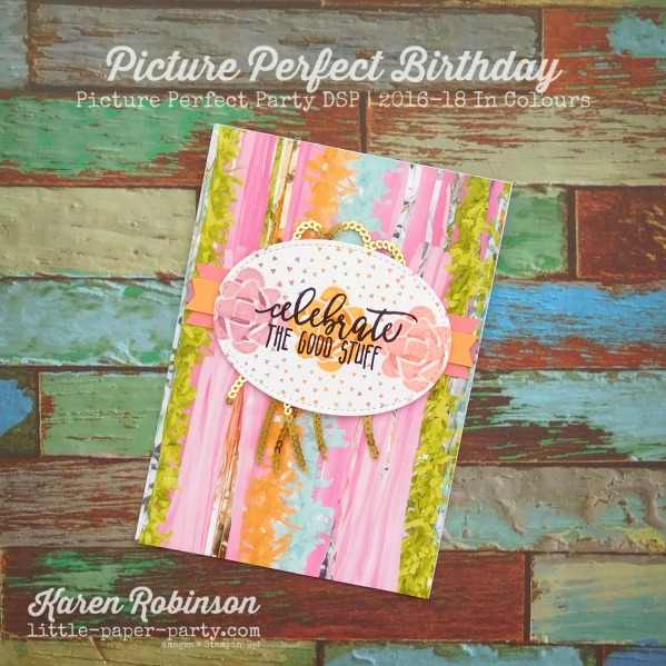Little Paper Party, Picture Perfect Birthday, Picture Perfect Party DSP, 2016-18 In Colours, #1.jpg