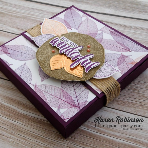 Little Paper Party, Rooted in Nature Bundle, Nature's Poem DSP, #3