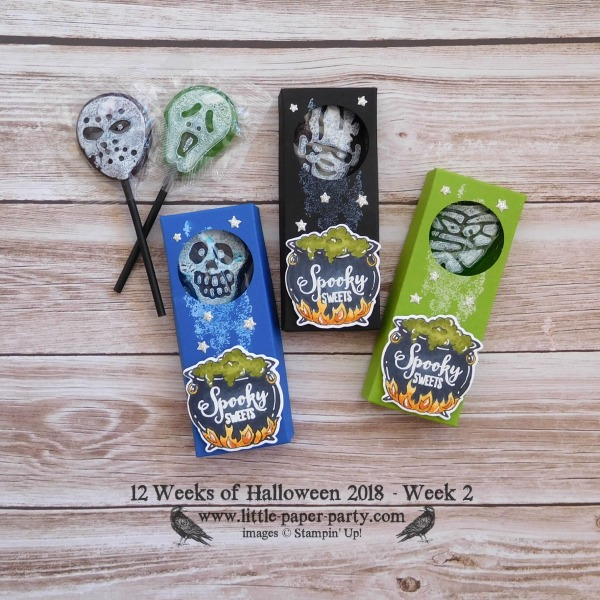 Little Paper Party, 12 Weeks of Halloween 2018, Cauldron Bubble Bundle, #1