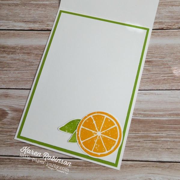 Little Paper Party, Lemon Zest, Make A Difference, #4