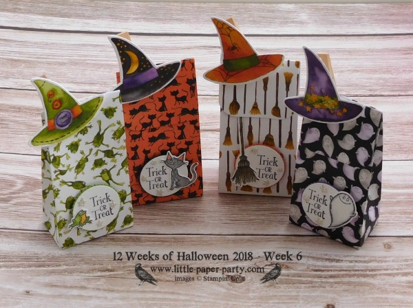 Little Paper Party, 12 Weeks of Halloween 2018, Cauldron Bubble Bundle, Toil & TroubleDSP, #1