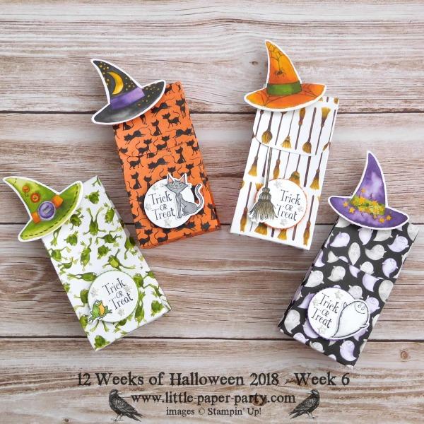 Little Paper Party, 12 Weeks of Halloween 2018, Cauldron Bubble Bundle, Toil & TroubleDSP, #2
