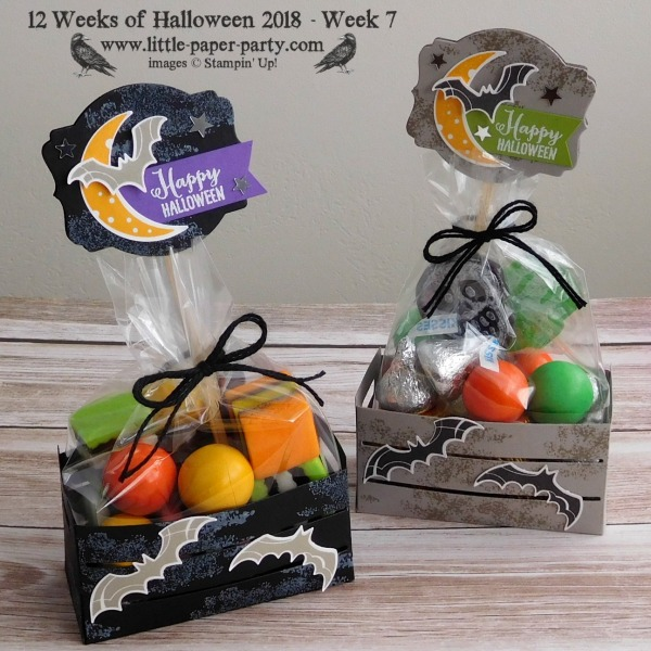 Little Paper Party, 12 Weeks of Halloween 2018, Spooky Sweets Bundle, Wood Crate Framelits, #1.jpg