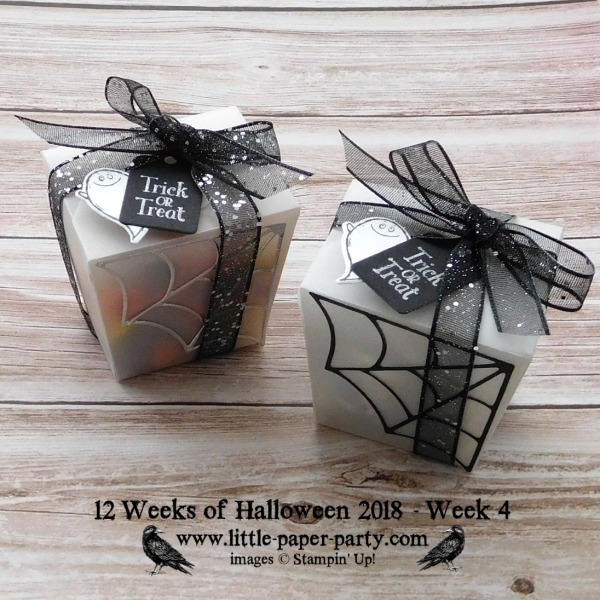 Little Paper Party, 12 Weeks of Halloween 2018, Takeout Thinlits, Cauldron Bubble Bundle, #1