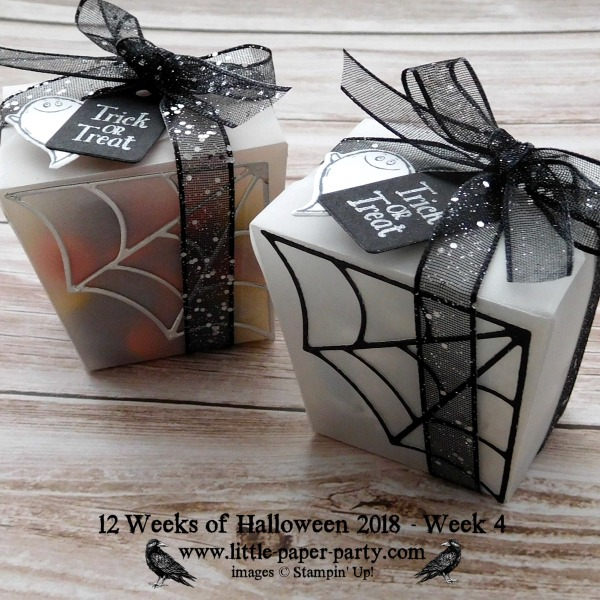 Little Paper Party, 12 Weeks of Halloween 2018, Takeout Thinlits, Cauldron Bubble Bundle, #2
