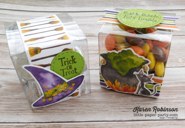 Little Paper Party, 12 Weeks of Halloween 2018, Spooky Sweets Bundle, Cauldron Bubble Bundle, Toil & Trouble DSP, #3